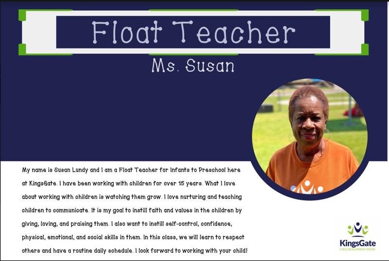 Ms. Susan