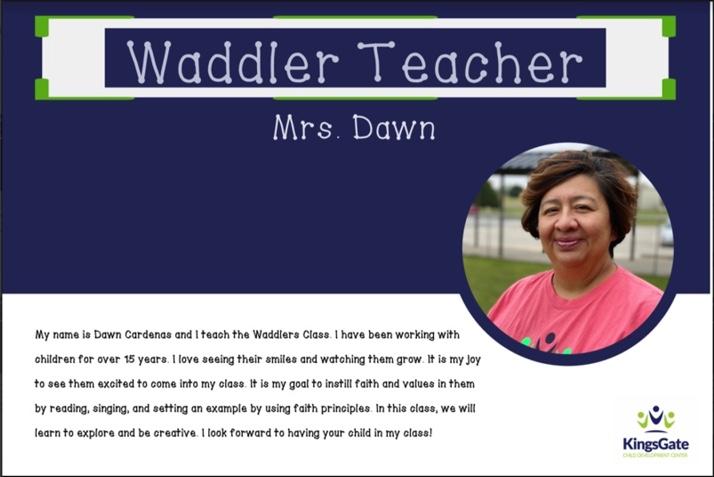 Ms. Dawn