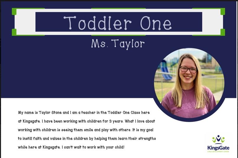 Ms. Taylor