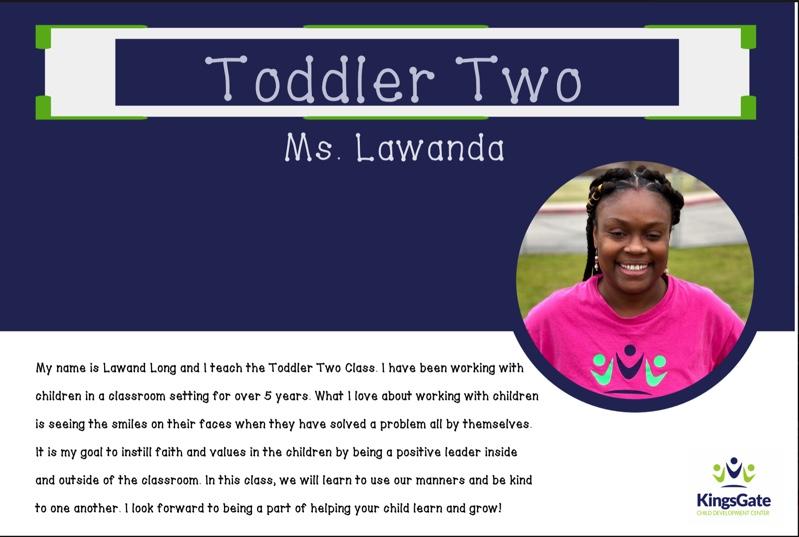 Ms. Lawanda