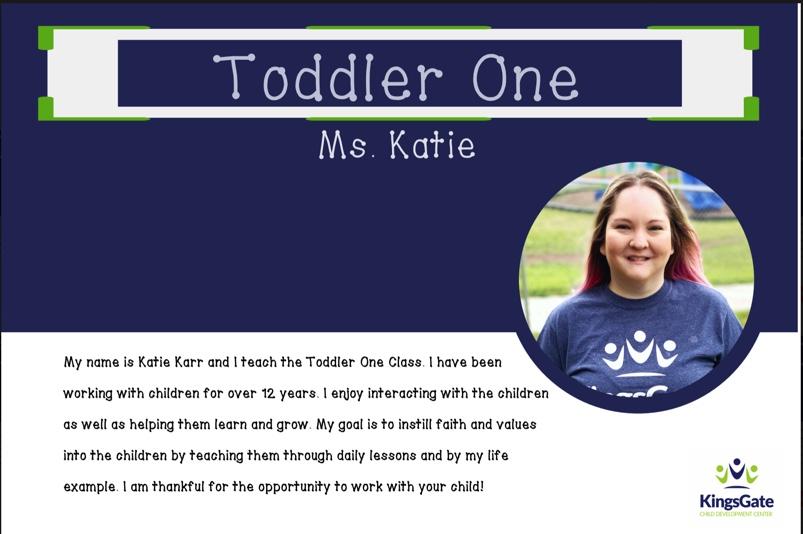 Ms. Katie