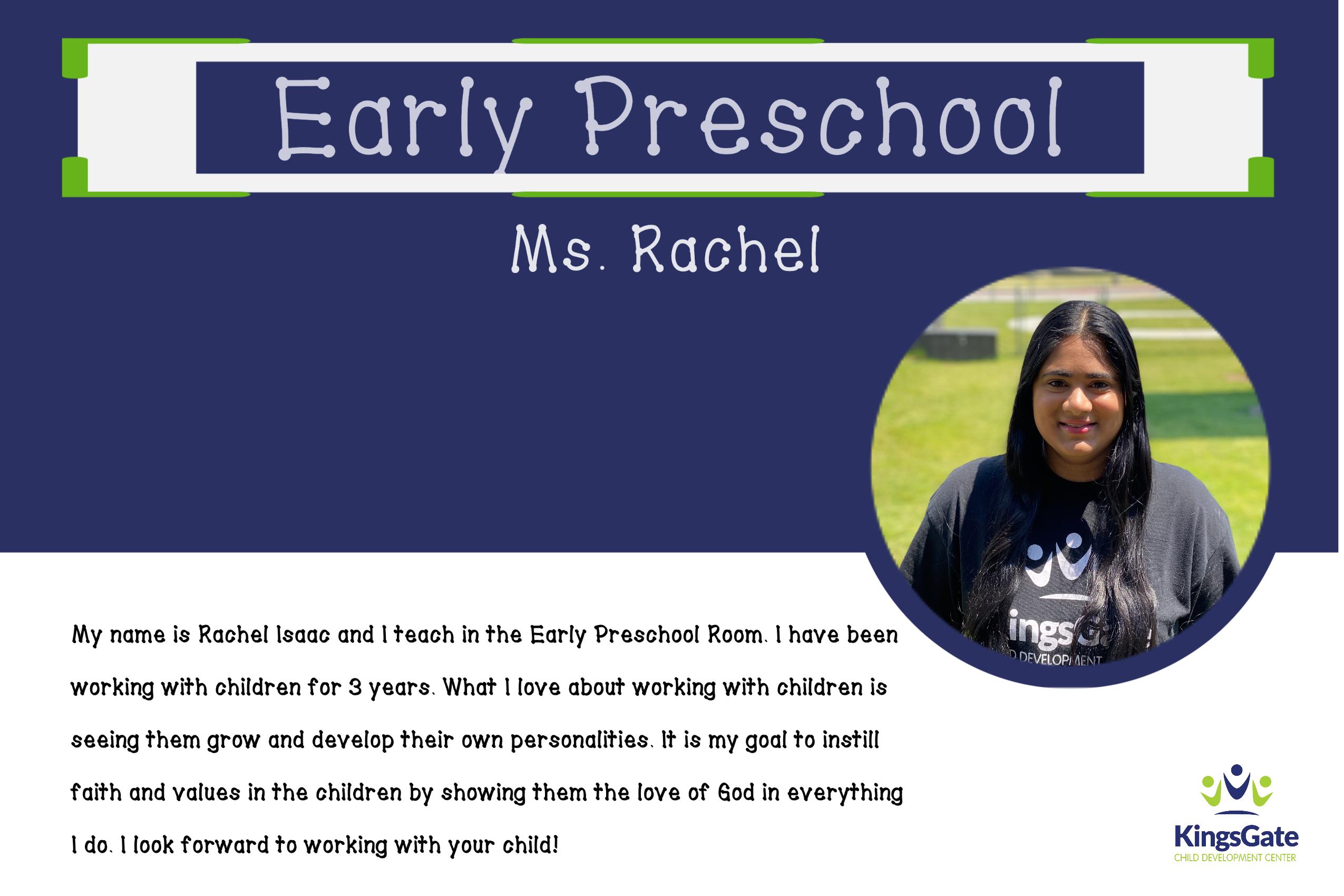 Ms. Rachel